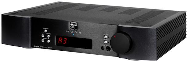 Simaudio MOON Neo 350p Preamplifier