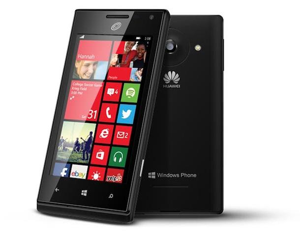 Huawei W1 Smartphone