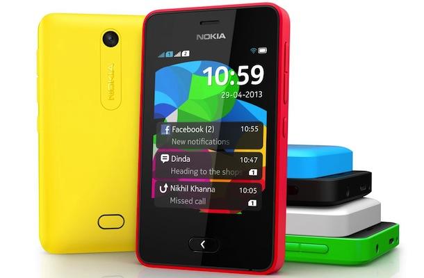 Nokia Asha 501 Smartphone