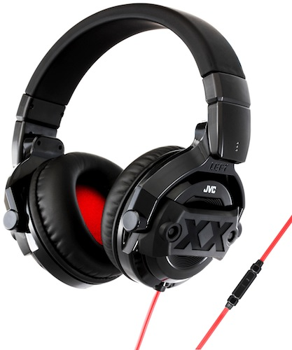 JVC HA-MR77X Over-Ear Headphones