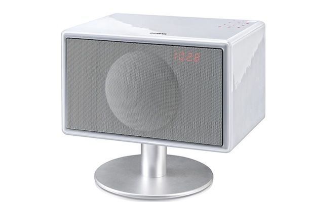 Geneva Model S Wireless - white with stand