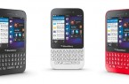 BlackBerry Q5 Smartphone colors