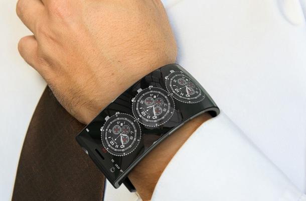 Emopulse Smile Bracelet Smartphone Watch