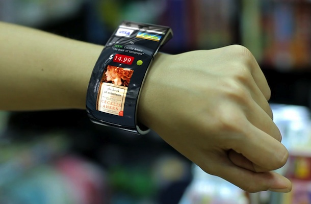 Emopulse Smile Bracelet Smartphone - NFC