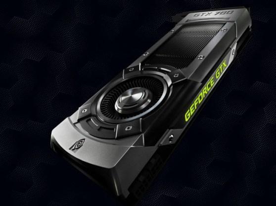 Nvidia Geforce 320.18 GTX780