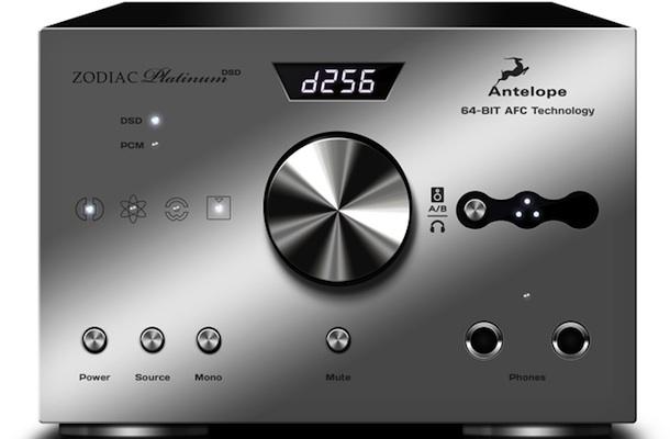 Antelope Audio Zodiac Platinum D/A Converter