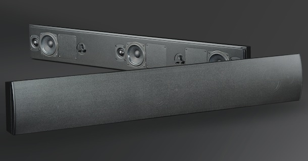Triad OnWall MiniSat 3.0 Soundbar