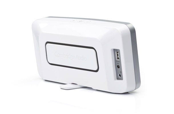 Cambridge Audio Minx Go Portable Wireless Speaker - back