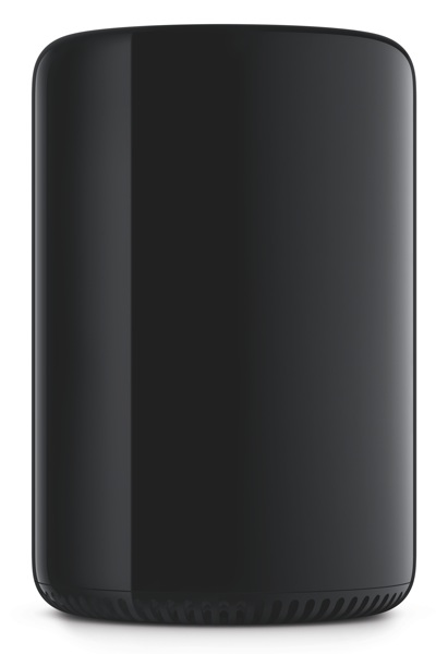 Apple Mac Pro 2013 - front