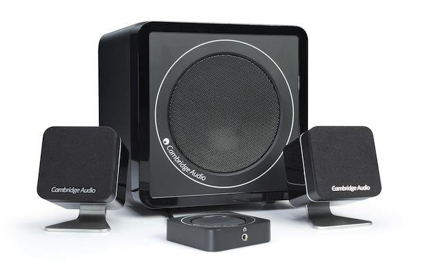 Cambridge Audio Minx M5 Multimedia Speakers