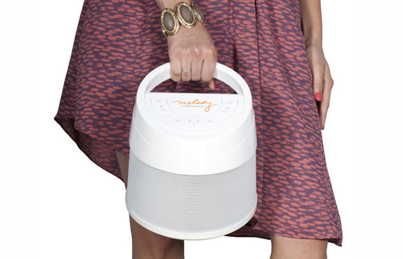 Soundcast Melody Bluetooth Speaker - Carried