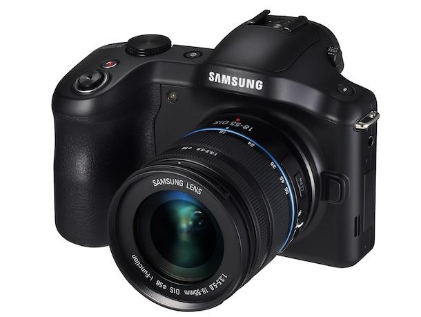 SAMSUNG GALAXY NX Digital Camera