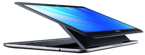 Samsung ATIV Q - slide