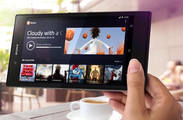Sony Xperia Z Ultra Smartphone