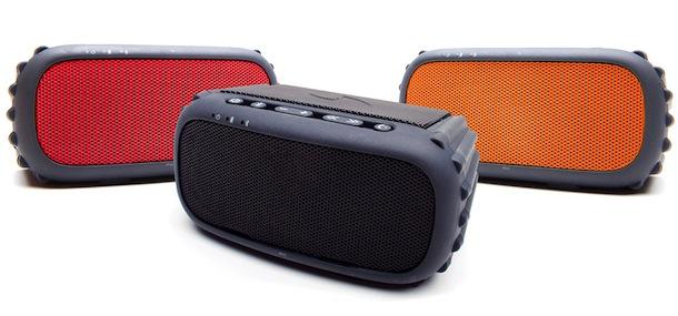ECOROX speaker colors