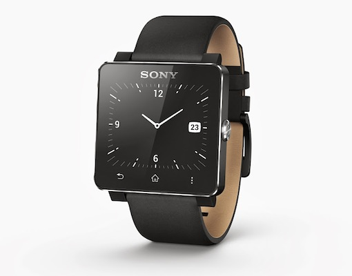 Sony Smartwatch 2 - time