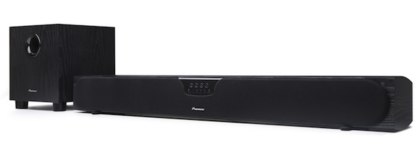 Pioneer SP-SB23W Speaker Bar System