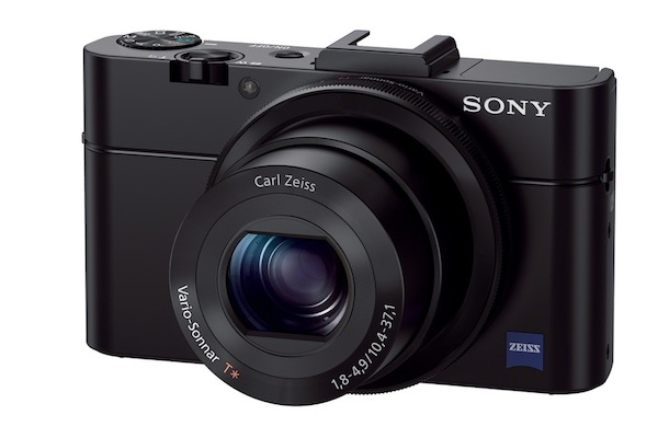 Sony DSC-RX100 II Cyber-shot  Digital Camera