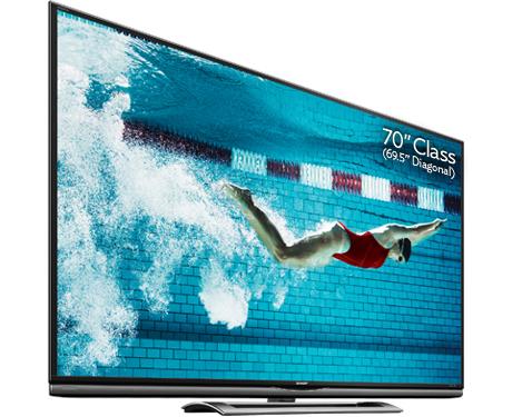 Sharp LC-70UD1U HDTV