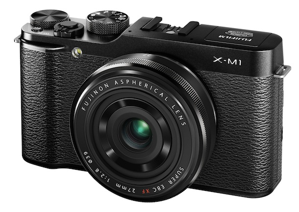 FujiFilm X-M1 Digital Camera