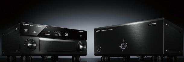 Yamaha MX-A5000 and CX-A5000