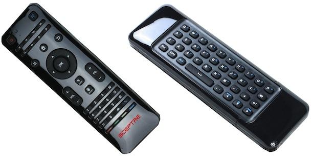 Sceptre SB301524W Remote Control