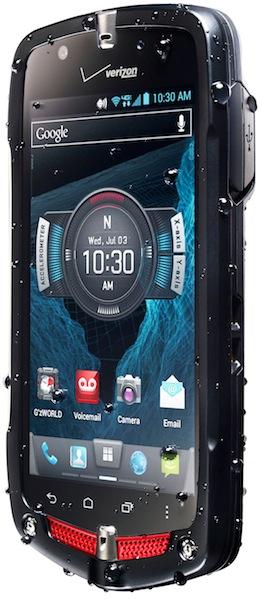 Casio G'zOne Commando 4G LTE Smartphone