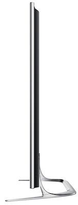 Samsung UN65F9000 UHD TV - side