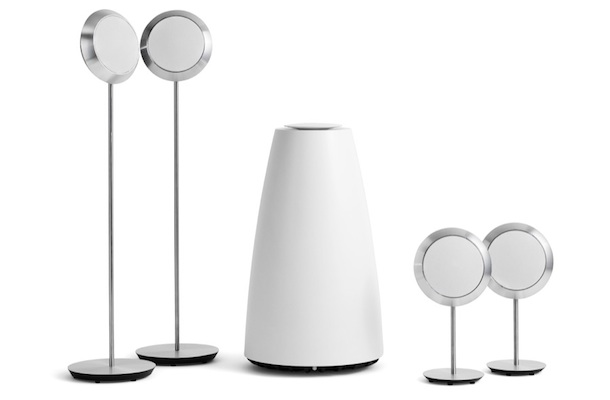 bang olufsen beolab 14 surround speaker system. Black Bedroom Furniture Sets. Home Design Ideas
