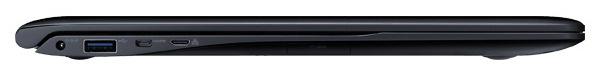 Samsung ATIV 9 Lite - side