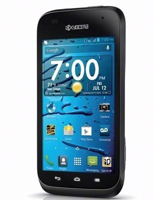Kyocera Hydro Edge Smartphone