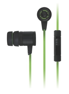Razer Hammerhead Pro in-ear headphones