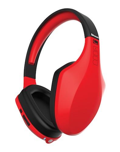 iFrogz Coda Forte Red Headphones