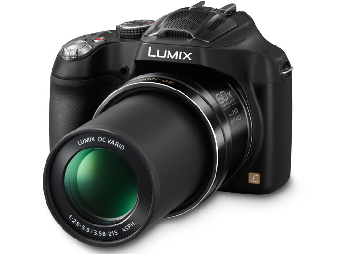 Panasonic LUMIX DMC-FZ70 Digital Camera