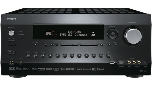 Integra DTR-60.5 THX Ultra2 Plus Certified AV Receiver