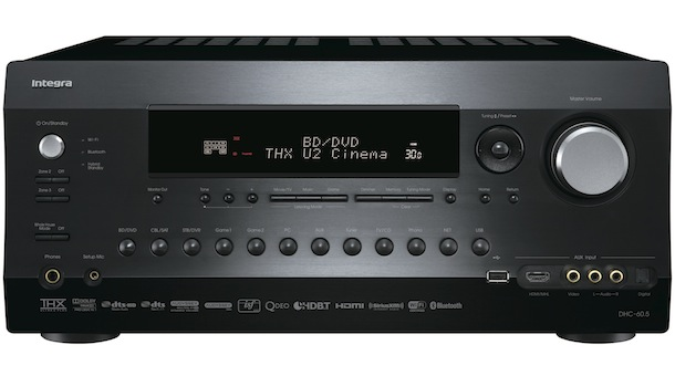 Integra DHC-60.5 THX Ultra2 Plus Certified AV Processor