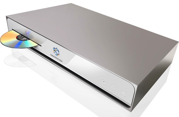 Kaleidescape Cinema One Blu-ray Player