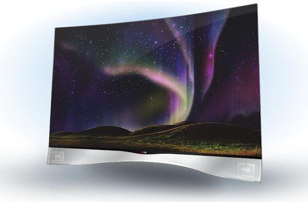 LG 55EA9800 Curved OLED HDTV