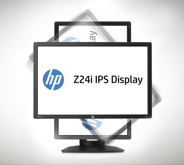HP Z24i IPS Monitor