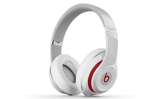Beats Studio White Headphone 2013 model