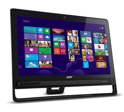 Acer Veriton N281G Intel Atom 1.8 GHz 2GB DDR3 Desktop AIO NO HDD
