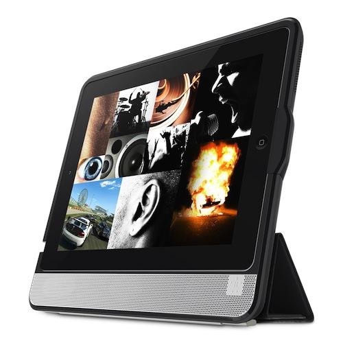Belkin Thunderstorm Handheld Home Theater for iPad 4