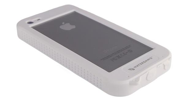 Waterdawg Dive iPhone 5 Waterproof Case Back