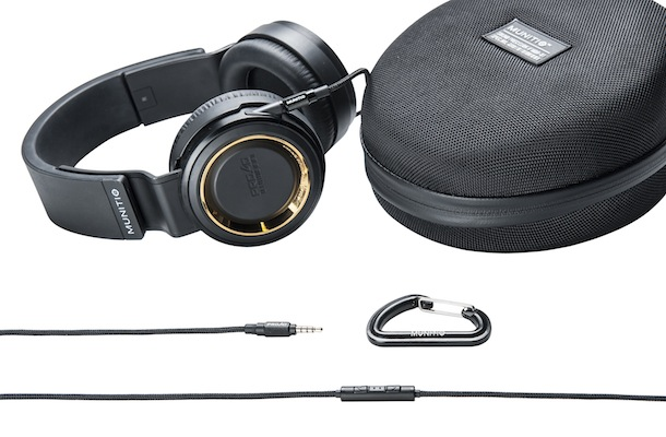 Munitio PRO40 Headphones with case