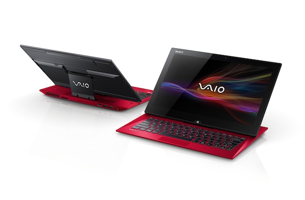 Sony VAIO Duo 13 Red Edition
