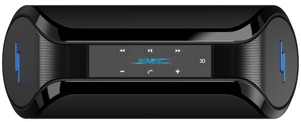 SMS Audio SYNC by 50 Wireless Speaker Top