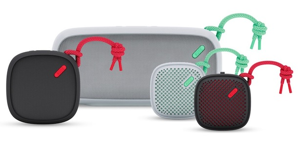 NudeAudio Move Portable Speakers