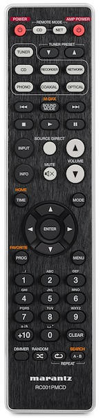Marantz CD6005 Remote Control