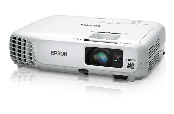 Epson PowerLite Home Cinema 730HD 3LCD Projector