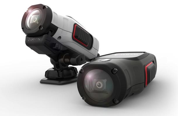 Garmin Virb and Virb Elite HD Action Cameras